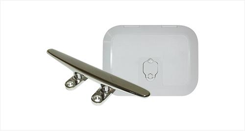 Deck Fittings & Hardware
