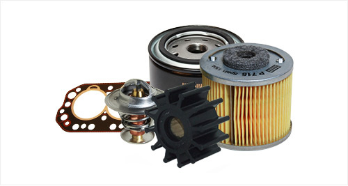 Engine Spares by Model