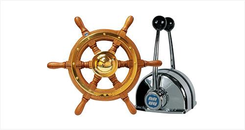 Steering & Controls