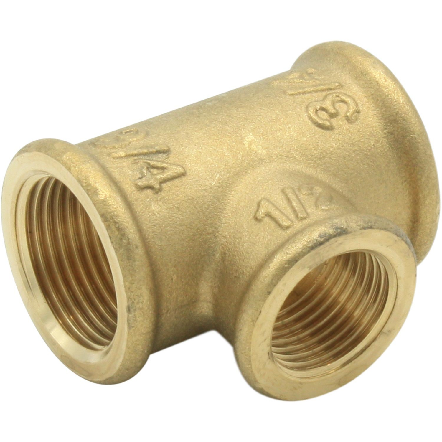 """Brass 1//2/"""" 3//4/"""" Male//Female Blanking Cap Stop End Lock Water Gas Pipe Parts"""