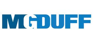 MG Duff Brand Logo