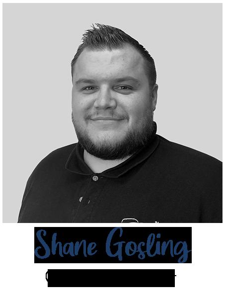 Shane Gosling