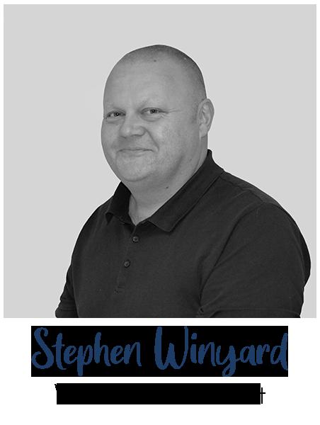 Stephen Winyard