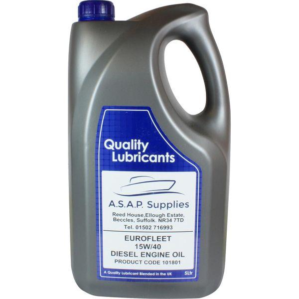 Drive Force Multi-Grade 15W/40 Engine & Gearbox Oil (5 Litre Bottle)