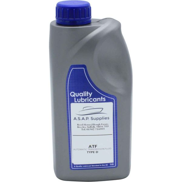 DriveForce ATF-D Automatic Gearbox Oil (1 Litre)