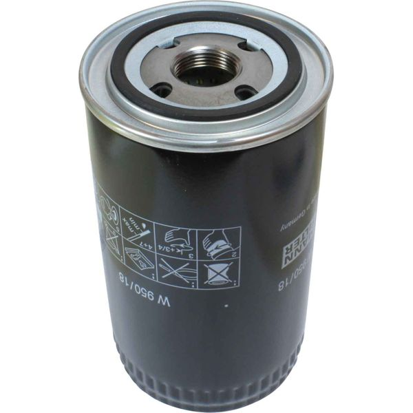 Replacement Marine Engine Spin-On Oil Filter Element (Cummins 6B)