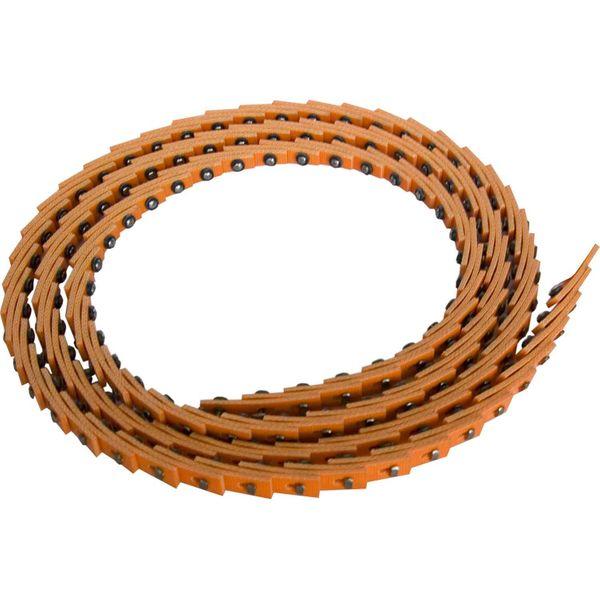 Nu-T Link Belt Z Section 9.5mm (Standard Use / Sold Per 25cm)
