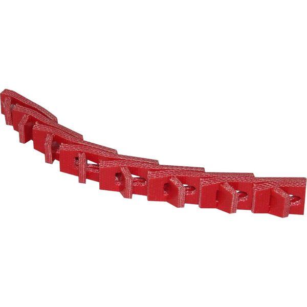 Power Twist Link Belt B Section 16mm (Standard Use / Sold Per 25cm)