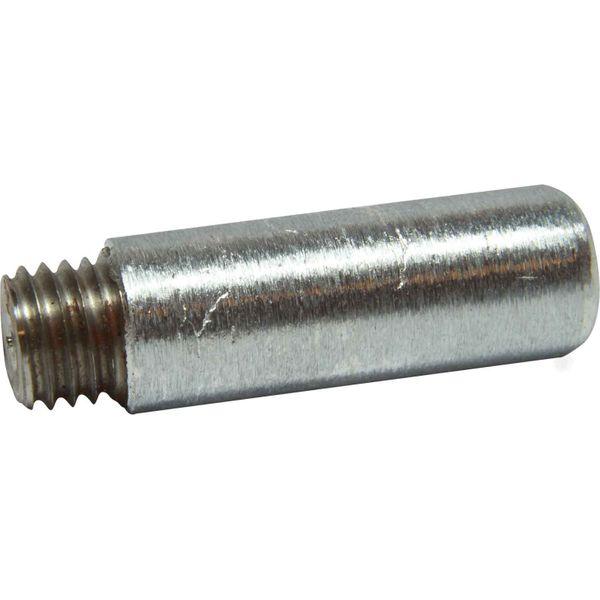 "MG Duff Universal Zinc Pencil Engine Anode (19mm x 51mm x 5/8"" Thread)"