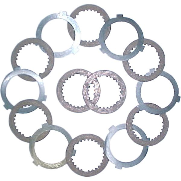 Drive Force Clutch Plate Kit for Hurth HBW 10, 150 & 150 V-Drive
