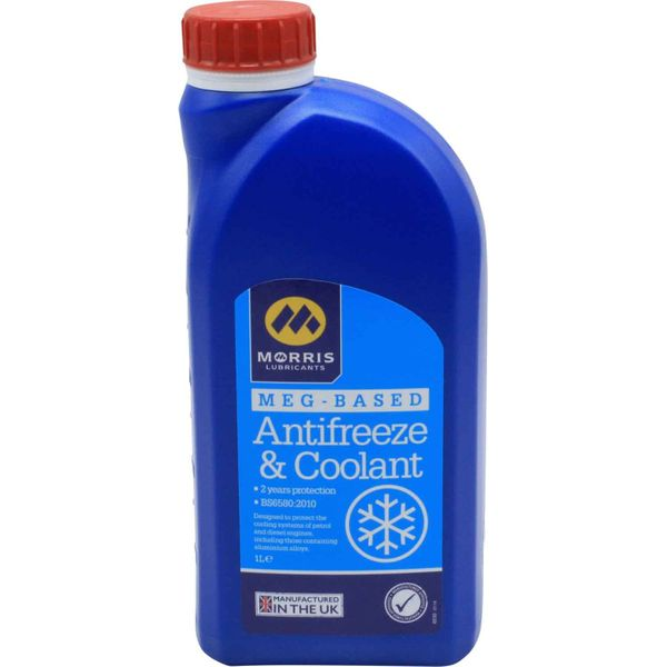 Morris Engine Antifreeze (1 Litre Bottle)
