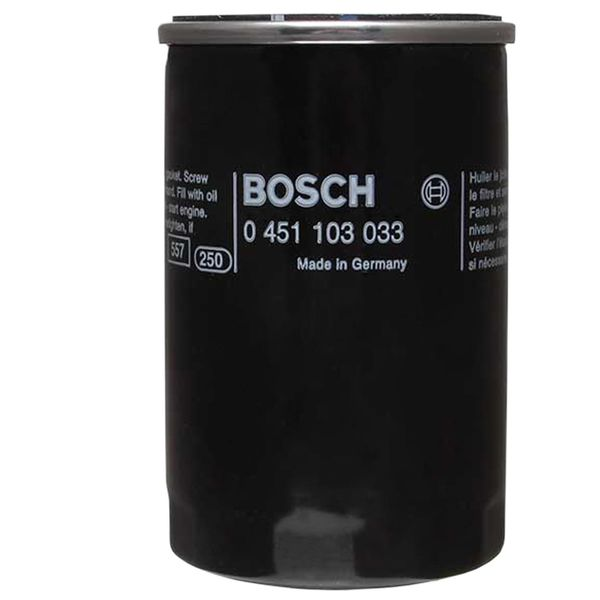 Bosch Spin-On Oil Filter Element for BMC 1.5 & Thornycroft 98 Engines