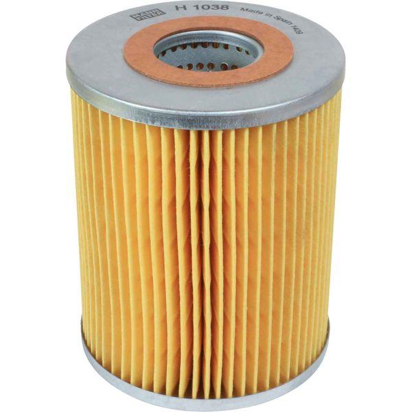 Mann H 1038 X Oil Filter Cartridge Element (Landrover / Thornycroft)