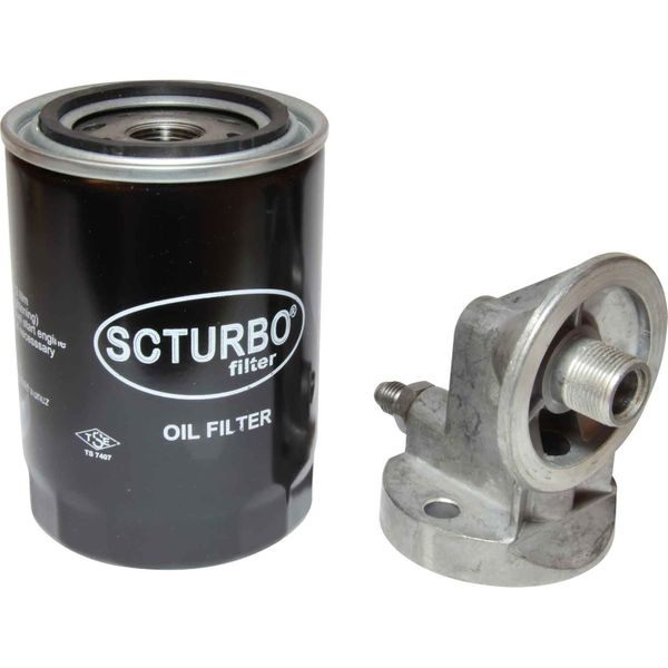 Oil Filter Spin On Conversion For Ford 2700, 2710 & 2720 Engines