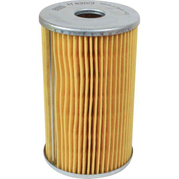 Mann H 820/3 X Oil Filter Cartridge Element For Perkins 499 4107 3152
