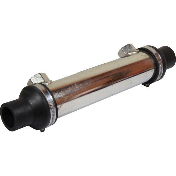 "Bowman DC90 Oil Cooler (80HP / 1/2"" BSP Oil / 28mm ID Water)"