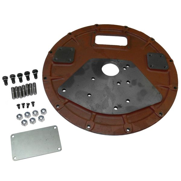 PRM Gearbox Adaptor Plate (SAE 2 to PRM 500 & 750)