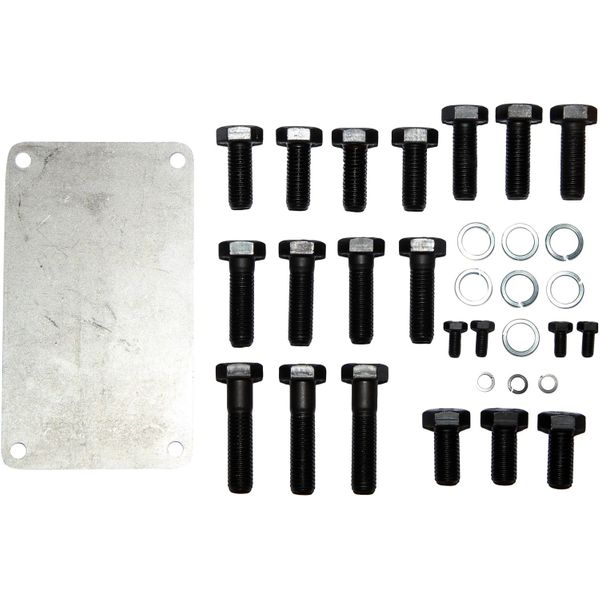PRM Gearbox Adaptor Plate (SAE 3 to PRM 1000 Ratios up to 2.86)
