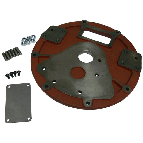 PRM Gearbox Adaptor Plate (SAE 5 to PRM 260 & PRM 280)