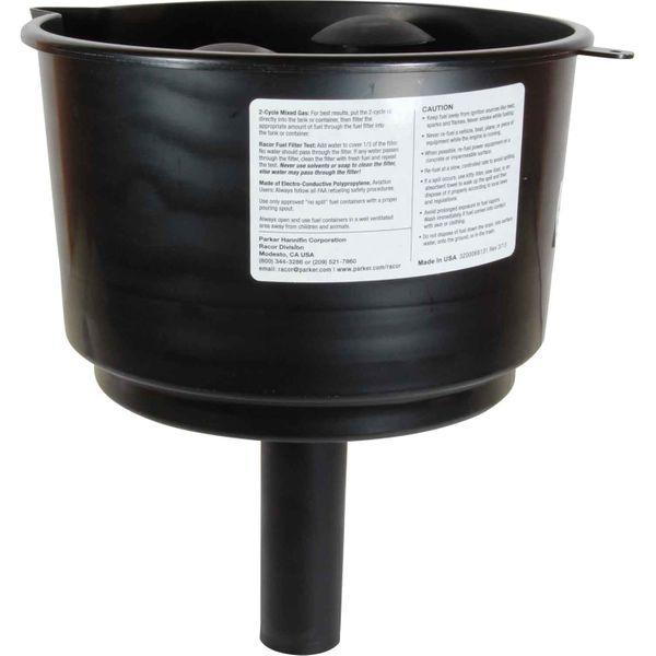 Racor RFF15C Fuel Filter Funnel (56 LPM / 50 Micron)
