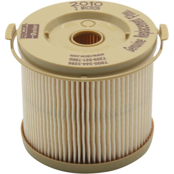 Racor 2010SM-OR Fuel Filter Element for Racor 500 (2 Micron / x12)