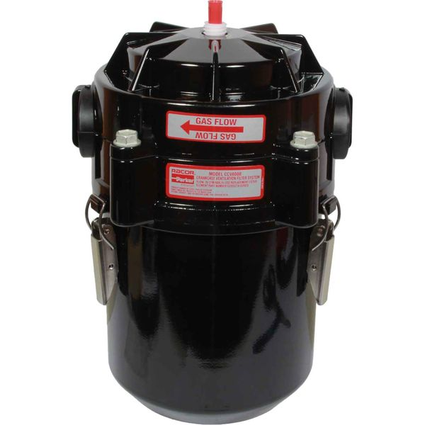 Racor 6000 Closed Crankcase Ventilation System (Right Hand / 566 LPM)