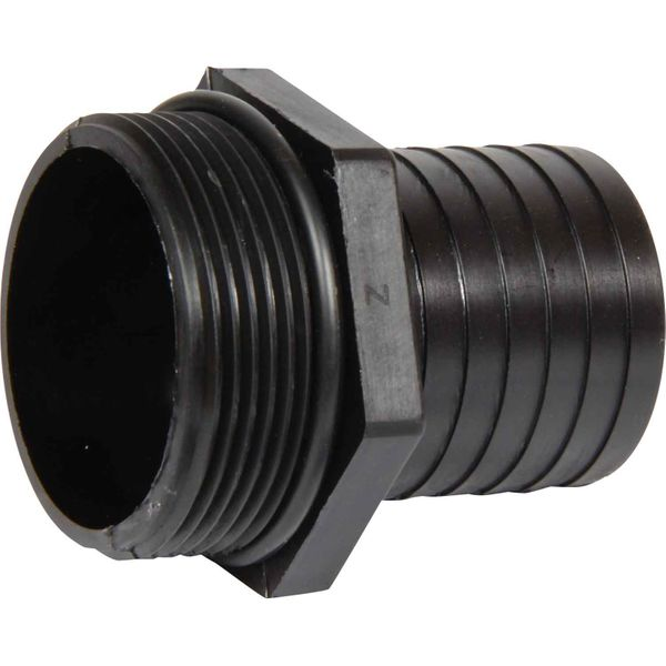 Racor Hose Fitting for 8000 Series Crankcase Vent Systems (38mm)