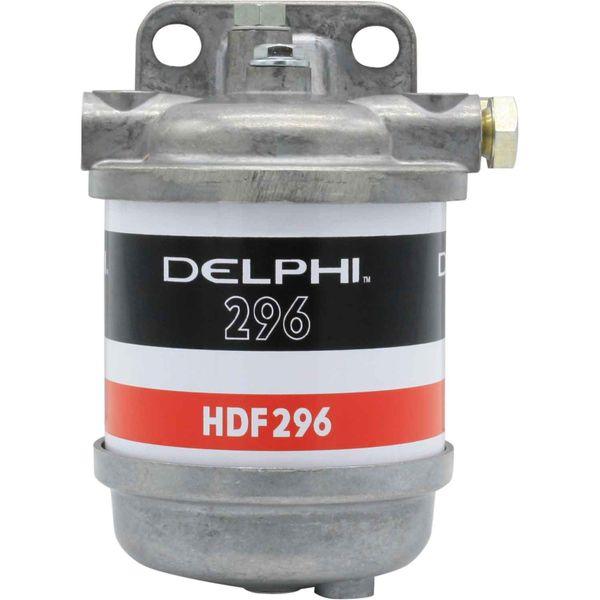 DriveForce CAV OEM Fuel Filter (45LPH / Alloy Bowl / Plastic Bung)