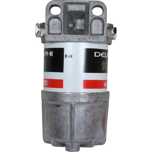 Drive Force CAV Fuel Filter & Water Separator (45 LPH / Alloy Bowl)