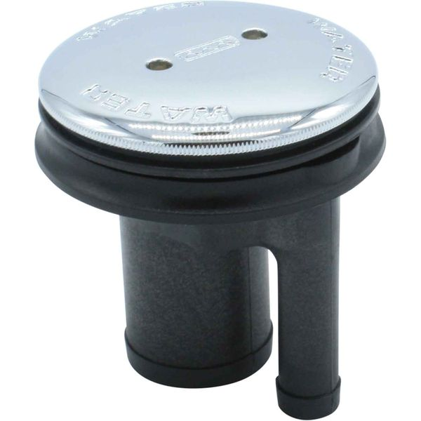 Perko 0541 Water Deck Filler With Straight Neck (38mm / 16mm Vent)
