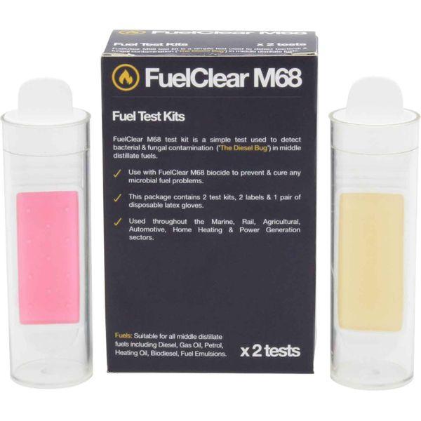Fuelclear M68 Diesel Bug Fuel Testing Kit