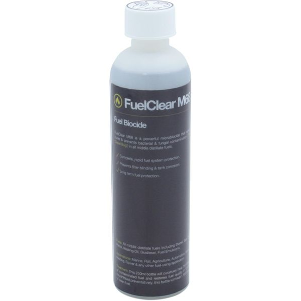 M68 Fuel Biocide Diesel Bug Prevention and Cure (250ml)