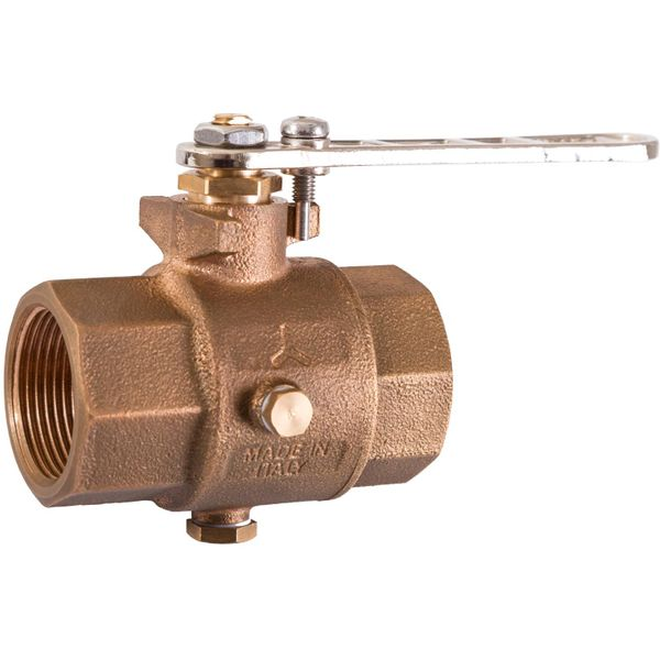 "Maestrini Bronze Ball Valve (1"" BSP Female)"