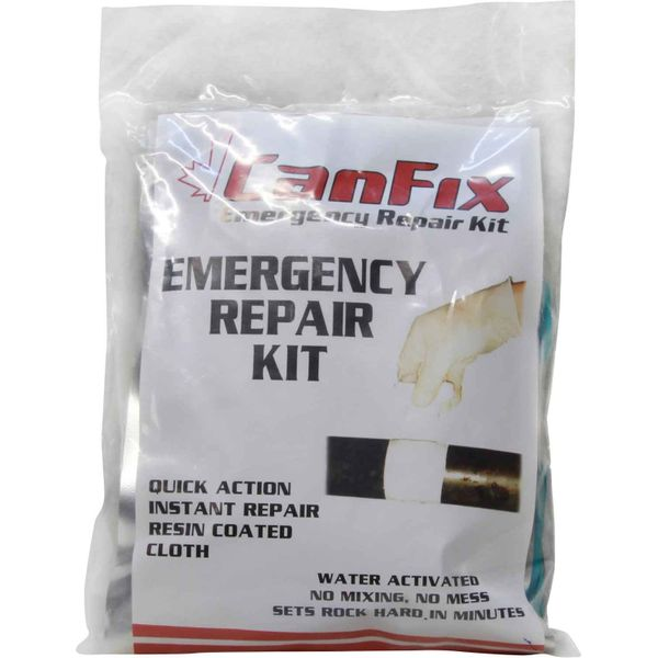 Seaflow CanFix Pipe Repair Kit for 102mm and Above Diameter Hose