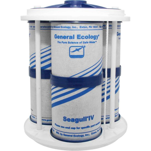 General Ecology RS-6SG Cartridge Module For Seagull IV Water Purifiers