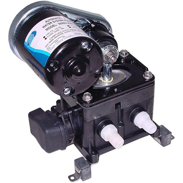 Jabsco 36950-2200 Water Pressure Pump (12V / 11 LPM / 20 PSI)
