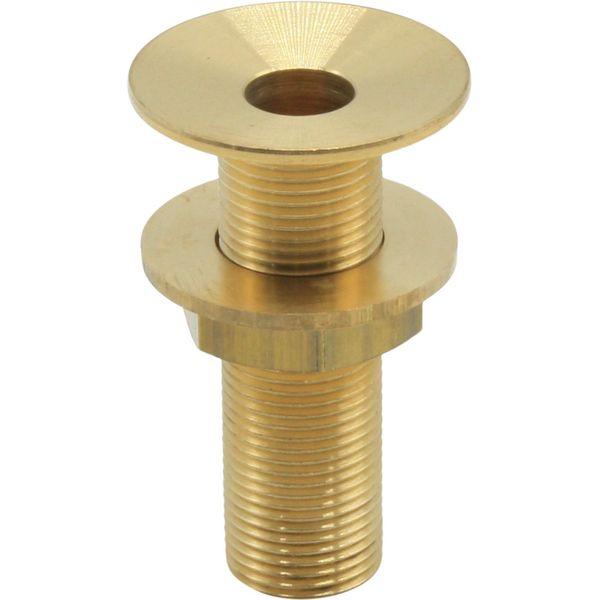 "Maestrini Brass Countersunk Deck Drain (3/8"" BSP Thread)"