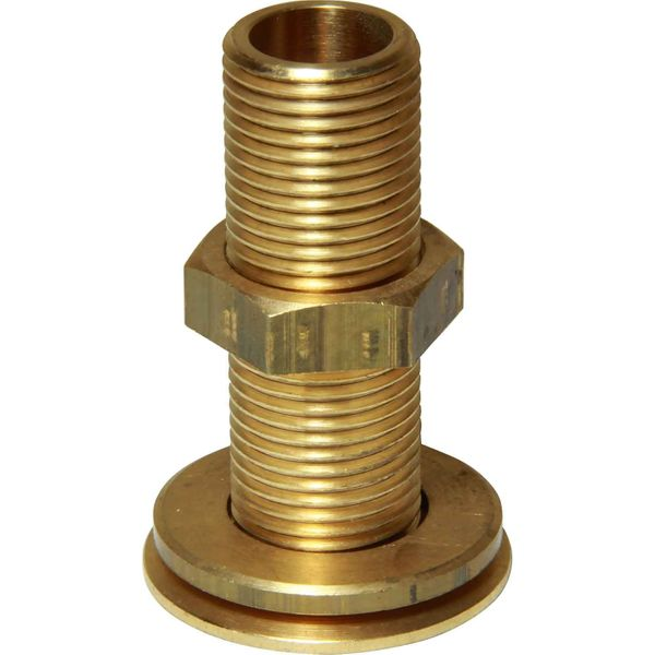 "Maestrini Brass Countersunk Deck Drain (1/2"" BSP Thread)"