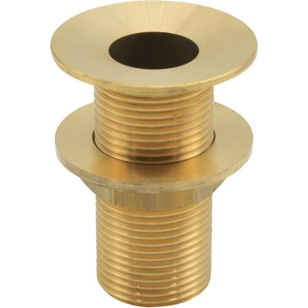 "Maestrini Brass Countersunk Deck Drain (3/4"" BSP Thread)"