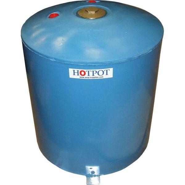 Hotpot Twin Coil Vertical Mount Calorifier (27 Litres)