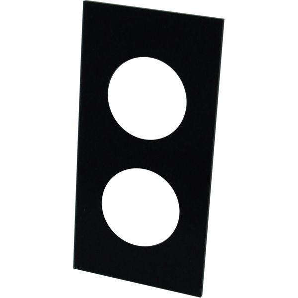 Instrument Panel (2 x 52mm Gauges) 180 x 90mm