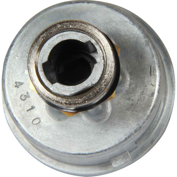 Ignition Switch with 4 Positions (No Keys)