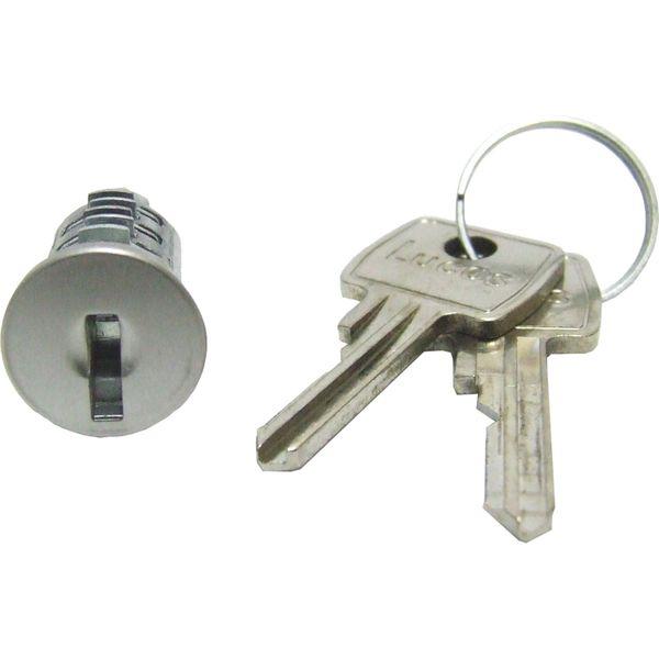 Standard Key Start Switch Barrel with 2 Keys