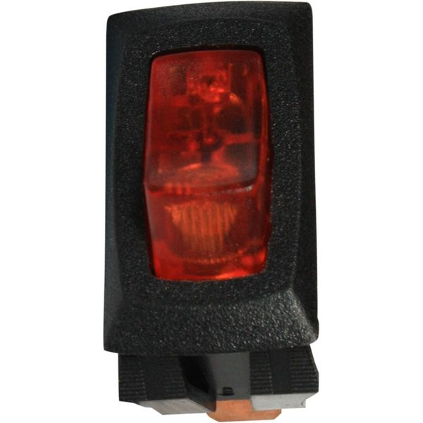 ASAP Electrical Amber Illuminated 12V Rocker Switch (Off / On)