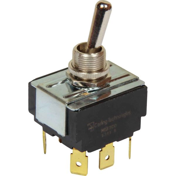 ASAP Electrical 3 Position Toggle Switch (Off / On / On)