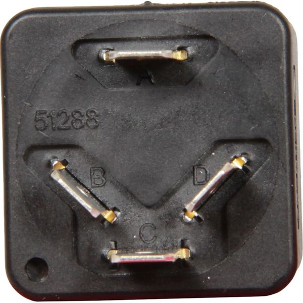 Vetus HDMSW Rotary Windshield Wiper Switch (Three Position)