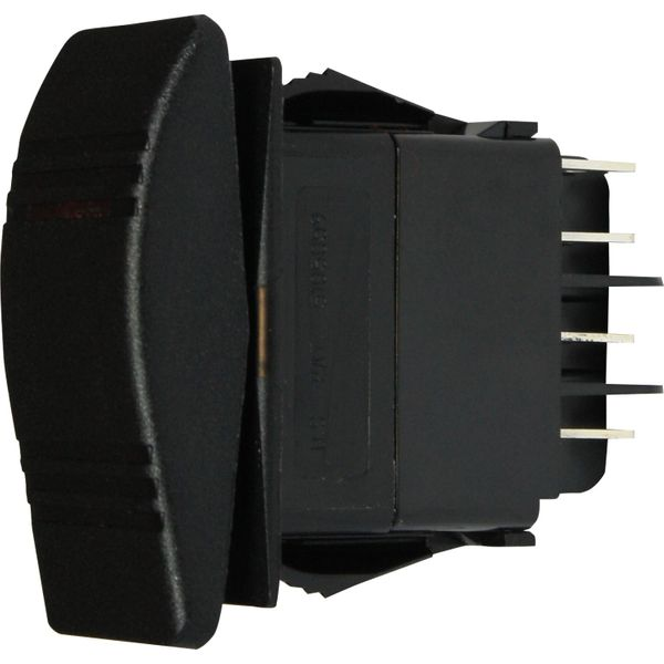 ASAP Electrical Carling 12V Illuminated Rocker Switch (On / Off / On)