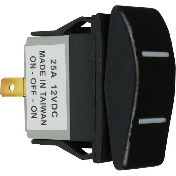 ASAP Electrical Standard Rocker Switch (On / Off / On)