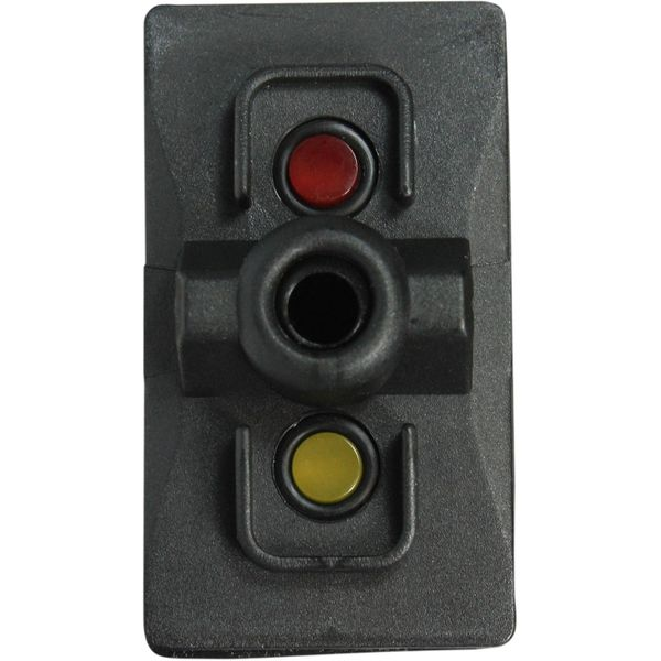 ASAP Electrical Rocker Switch Body with LED (Off / On)