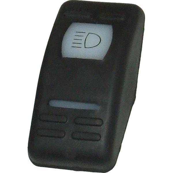 ASAP Electrical Rocker Switch Cover (Spot Light / Searchlight)